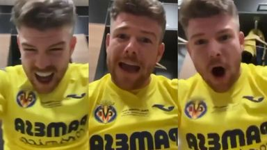 'Get out Man Utd' Moreno's message to Liverpool fans