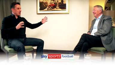 Neville sits down with Sir Alex