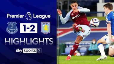 El Ghazi's late winner gives Villa the points