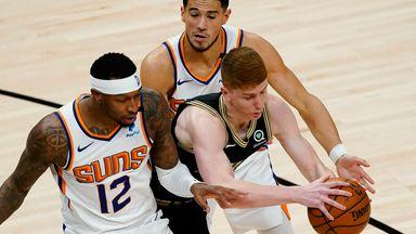 NBA Wk20: Suns 103-135 Hawks