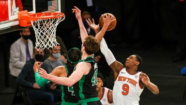 NBA Wk21: Celtics 92-96 Knicks