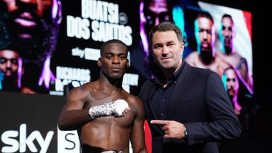 'Next fight has to be step up for Buatsi'