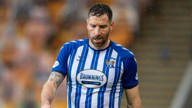Broadfoot: Killie playing for the livelihoods of others