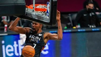 Astonishing! Nets' play of the year contender