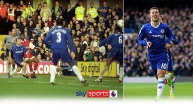 Arsenal vs Chelsea: Greatest Goals