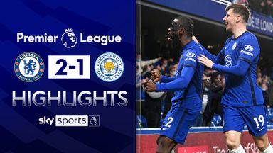 Chelsea beat Leicester to boost CL hopes