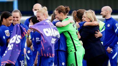 'Chelsea Women have been formidable'