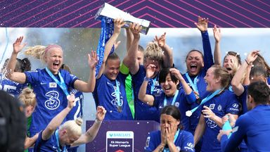 'Exciting future ahead for women's sport'