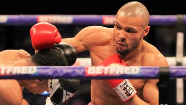 Eubank Jr: I wanted the rounds