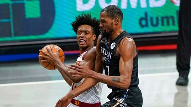 NBA Wk21: Cavaliers 109-123 Nets