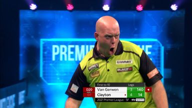 MVG's magnificent 140 checkout