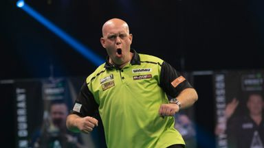MVG's 126 break on the bull