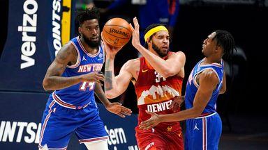 NBA Wk20: Knicks 97-113 Nuggets
