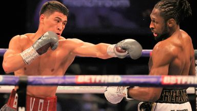 Bivol too strong for Richards