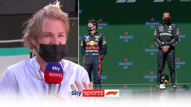Rosberg: Max learning how good Lewis is