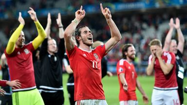 Bale eager to impress again for Wales