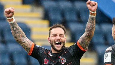 O'Brien ET drop-goal sees Cas beat Salford