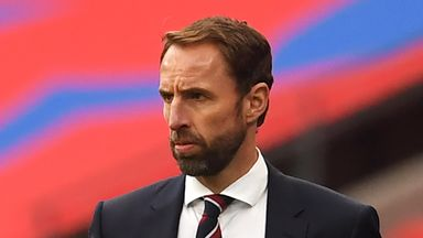 Injury concerns for Southgate