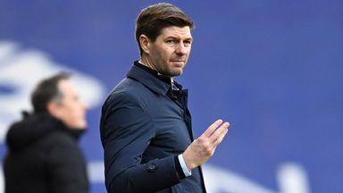 Gerrard: I can't believe it's three years