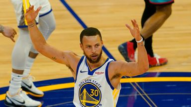 Curry erupts for 46 over Grizzlies