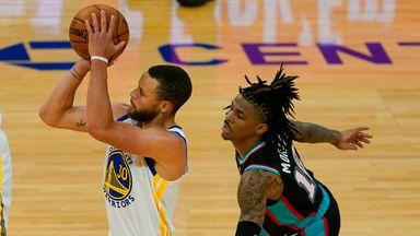 NBA Wk21: Grizzlies 101-113 Warriors