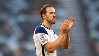 Man City make £100m bid for Kane