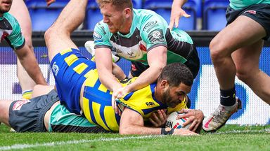 Warrington 50-26 Hull KR