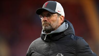 Klopp: World Cup plans don't consider players