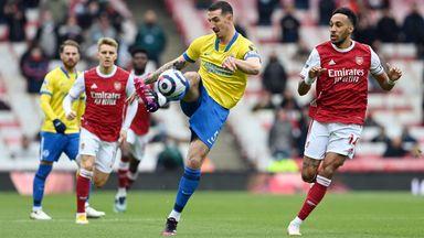 HT Arsenal 0-0 Brighton