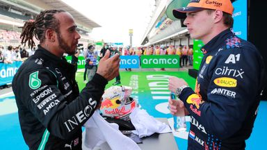 F1 drivers' chief: Lewis vs Max was 'racing incident'