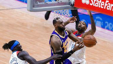NBA Wk21: Lakers 110-98 Pelicans