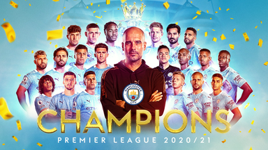 Man City: Road to the Title