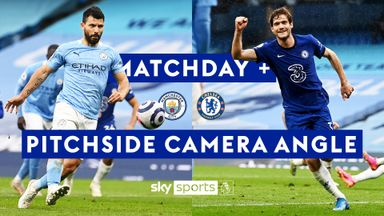 Man City 1-2 Chelsea | Matchday + | Pitchside Camera