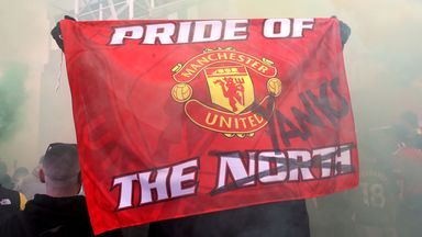 Police charge one man after Man Utd protest
