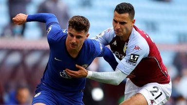 HT Aston Villa 1-0 Chelsea