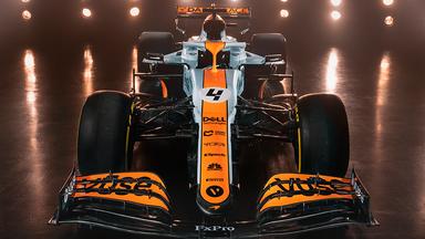 Revealed: McLaren's special Monaco livery!