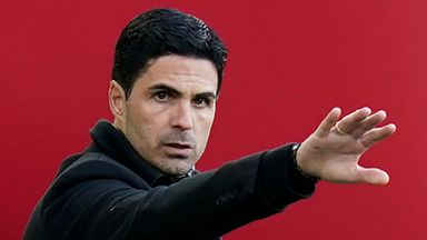 Arteta: Our attitude is non-negotiable