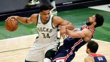 NBA Wk20: Wizards 134-135 Bucks