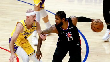 NBA Wk20: Lakers 94-118 Clippers