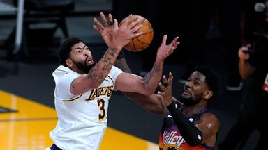 NBA Wk20: Suns 110-123 Lakers
