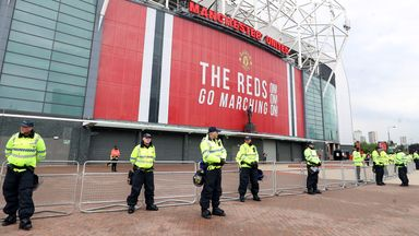 'Fans return sees potential for further protests'
