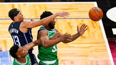 NBA Wk20: Celtics 132-96 Magic