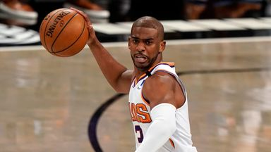 CP3 shines for Suns with 16 assists