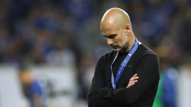 'Pep may have overthought team selection'