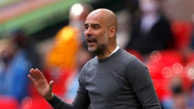 Pep: We cannot focus on  CL final yet