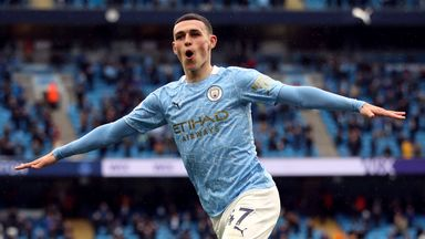 Foden voted PFA Young POTY