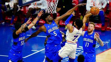 NBA Wk21: Magic 117-128 Sixers