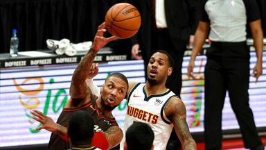 NBA Wk21: Nuggets 116-132 Trail Blazers