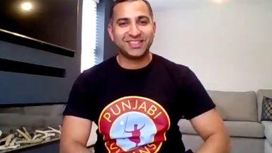 Punjabi Villans: Raikhy makes South Asian kids dream