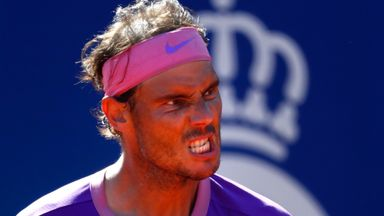 Nadal: Barcelona win helped with confidence